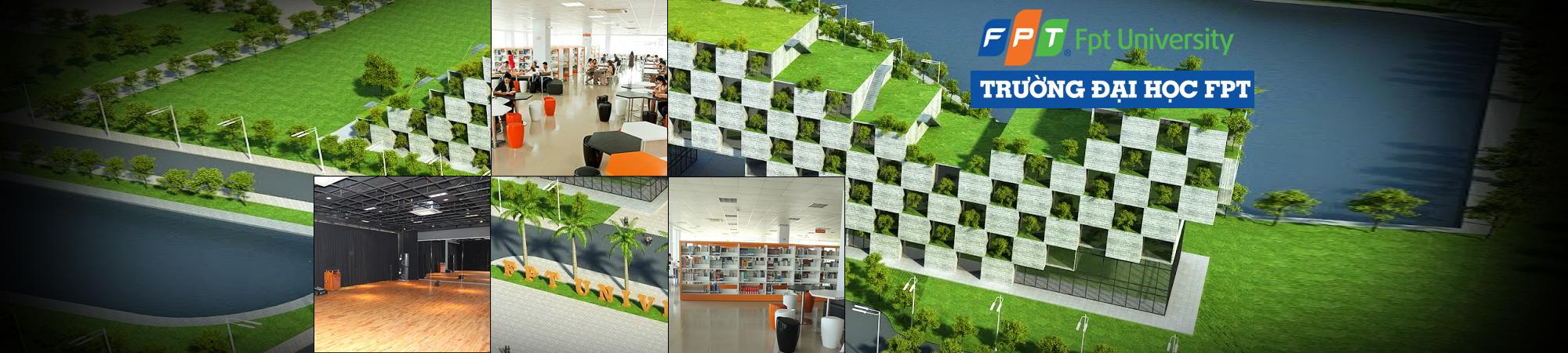 Dự án tiêu biểu do Hợp Phát cung cấp và thi công - Đại học FPT Hà Nội