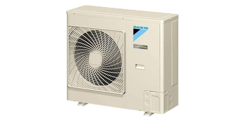 Điều Hòa Âm Trần Cassette Daikin Inverter 1 Chiều 20.500BTU (FFF60BV1/RZF60CV2V) Điều Khiển Không Dây (BRC7E531W86 +BYFQ60B3W1) ưu đãi