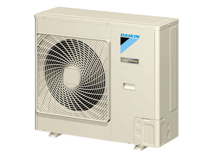 Điều Hòa Âm Trần Cassette Daikin Inverter 1 Chiều 34.100 BTU (FCF100CVM/RZF100CVM) Điều Khiển Dây (BRC1E63+BYCQ125EAF)