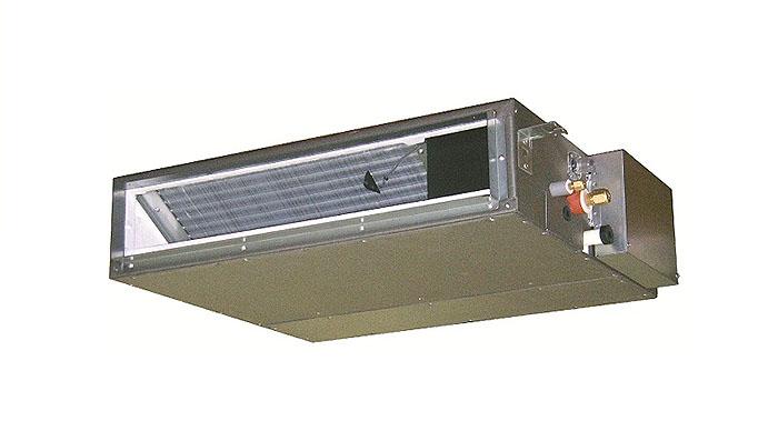 Dàn Lạnh Âm Trần Nối Ống Gió Multi Panasonic Inverter 1 Chiều 17.100BTU (CS-MS18SD3H) Dạng Mỏng