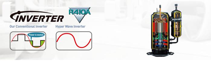 Dàn Nóng Multi Panasonic Inverter 1 Chiều 34.100BTU (CU-4S34SBH) giá rẻ