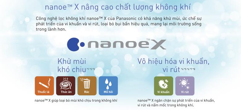 Điều Hòa Âm Trần Cassette Panasonic Inverter 1 Chiều 17.100BTU (S-18PU2H5-8/U-18PS2H5-8)