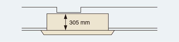 Dàn lạnh VRV Daikin Cassette âm trần 2 chiều FXCQ32MVE (Hai hướng thổi) chính hãng