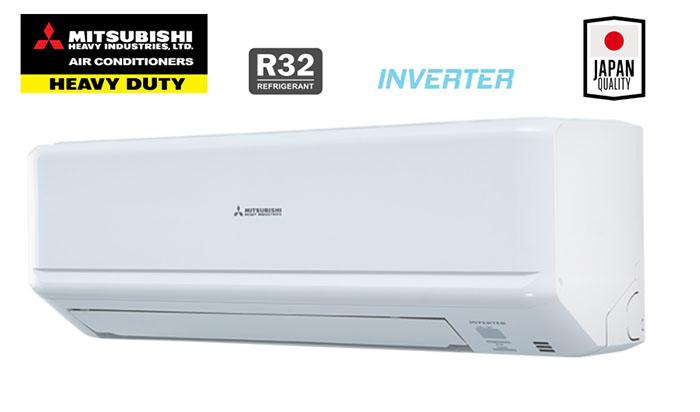 Điều Hòa Mitsubishi Heavy Inverter 2 Chiều 9.000 BTU (SRK/SRC25ZSPS-S5)