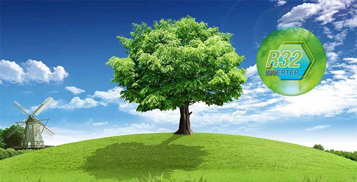 Điều Hòa Daikin Inverter 1 Chiều 8.500 BTU (FTKC25UAVMV/RKC25UAVMV) tiết kiệm