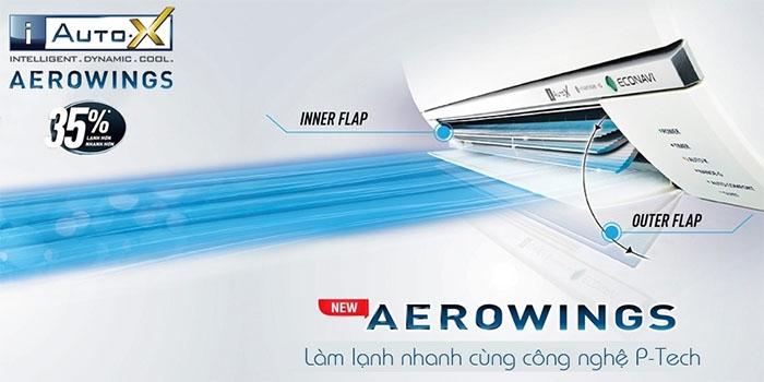Điều Hòa Treo Tường Panasonic Inverter 1 Chiều 24.000 BTU (CU/CS-XPU24WKH-8) hiện đại