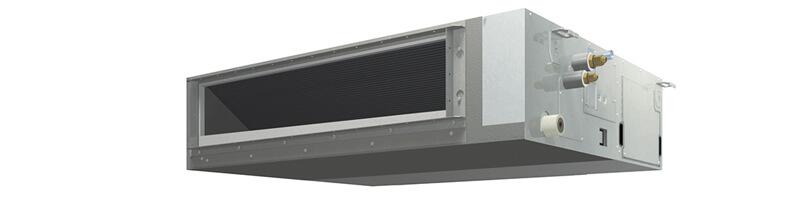 Điều Hòa Nối Ống Gió Daikin Inverter 1 Chiều 24.200 BTU (FBA71BVMA9/RZF71CYM) Điều Khiển Dây (BRC1E63)