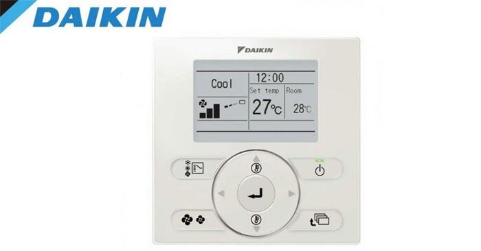 Điều Hòa Tủ Đứng Daikin Inverter 1 Chiều 34.100 BTU (FVA100AMVM/RZF100CVM) Điều Khiển Dây (BRC1E63)