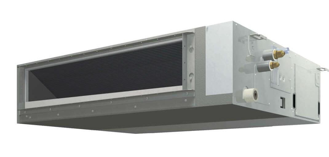 Điều Hòa Nối Ống Gió Daikin Inverter 2 Chiều 42.700 BTU (FBA125BVMA9/RZA125DY1) Điều Khiển Không Dây (BRC4C66)
