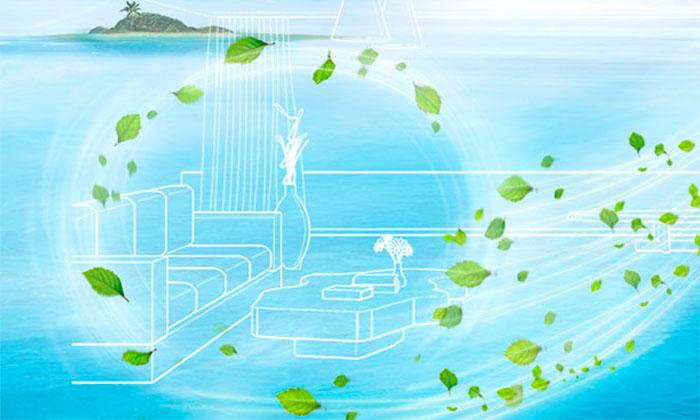 Điều Hòa Daikin Inverter 1 Chiều 18.000BTU (FTKQ50SAVMV/RKQ50SVMV)