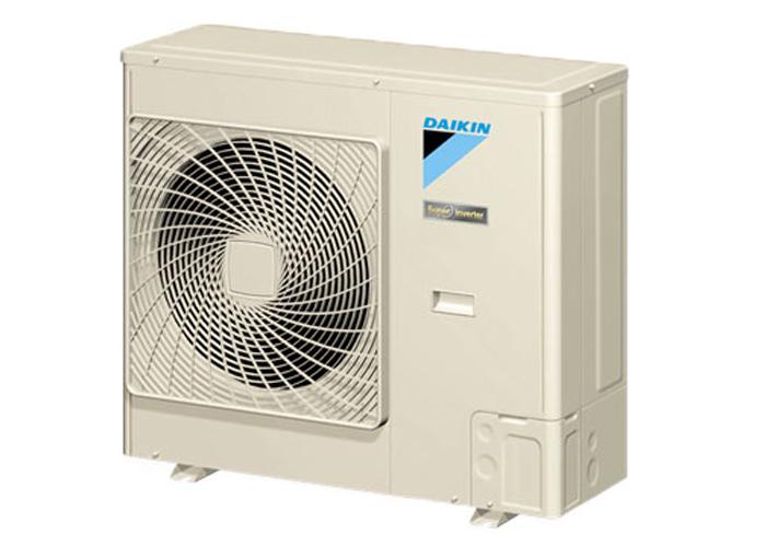Điều Hòa Âm Trần Cassette Daikin Inverter 1 Chiều 42.700 BTU (FCF125CVM/RZF125CYM) Điều Khiển Không Dây (BRC7M635F+BYCQ125EAF) chính hãng