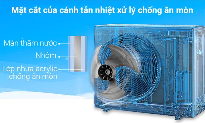 Điều Hòa Nối Ống Gió Daikin Inverter 1 Chiều 17.100BTU (FBA50BVMA/RZF50CV2V) Điều Khiển Không Dây (BRC4C66) bền bỉ