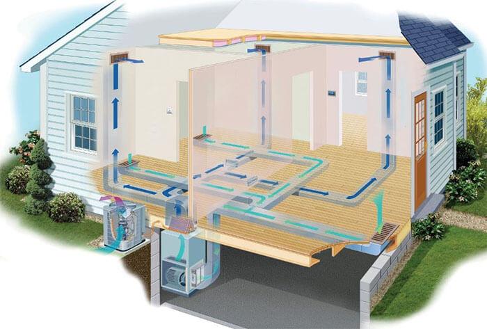 Điều Hòa Nối Ống Gió Daikin Inverter 1 Chiều 17.100BTU (FBA50BVMA/RZF50CV2V) Điều Khiển Không Dây (BRC4C66) chính hãng