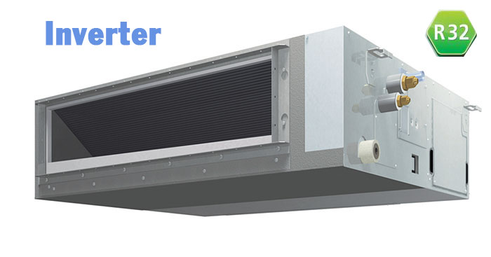 Điều Hòa Nối Ống Gió Daikin Inverter 1 Chiều 42.700BTU (FBA125BVMA/RZF125CVM) Điều Khiển Không Dây (BRC4C66)