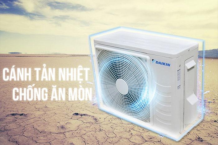 Điều Hòa Nối Ống Gió Daikin Inverter 1 Chiều 42.700BTU (FBA125BVMA/RZF125CYM) Điều Khiển Không Dây (BRC4C66) bền bỉ