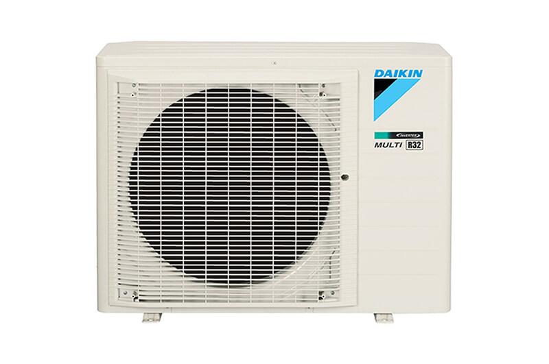 Dàn Nóng Điều Hòa Multi Daikin Inverter 2 Chiều 27.300 BTU (4MXM80RVMV)