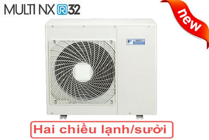 Dàn Nóng Điều Hòa Multi Daikin Inverter 2 Chiều 34.000 BTU (5MXM100RVMV)