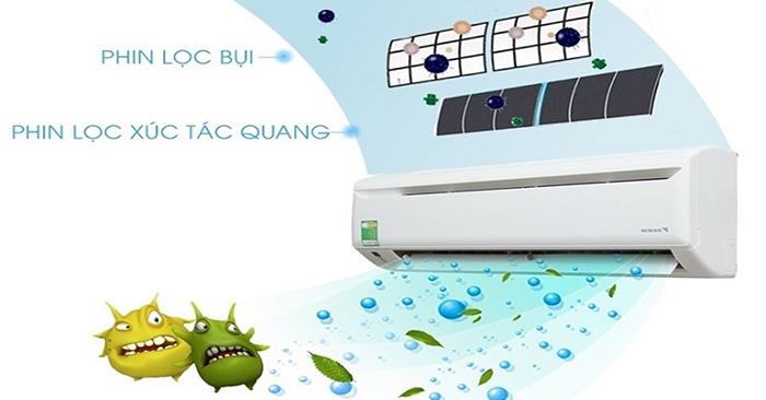Dàn Lạnh Điều Hòa Multi Daikin Inverter 2 Chiều 21.000 BTU (CTXM60RVMV) chính hãng