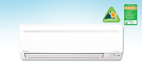 Điều hòa inverter Daikin 2 chiều 8500BTU FTXV25QVMV/RXV25QVMV giá tốt