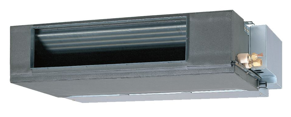 Điều Hòa ÂmTrần Nối Ống Gió Mitsubishi Inverter 2 Chiều 43.000BTU (FDUM125VF/FDC125VN)