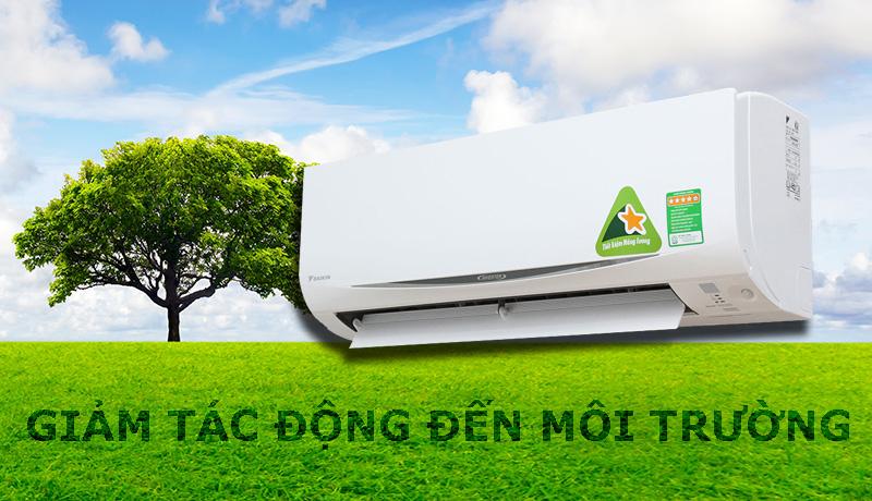 Giảm khí thải ra môi trường
