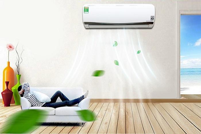 Điều hòa inverter Giúp đảm bảo nhiệt độ phòng ổn định