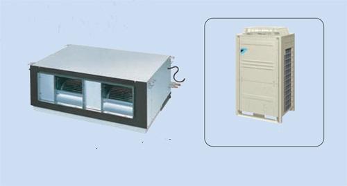 Điều hòa giấu trần nối ống gió Daikin 1 chiều lạnh 160.000 Btu FDR15NY1/RUR15NY1